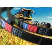 Harvester belts