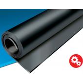 Wear-resistant rubber