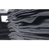 Cellular rubber plates
