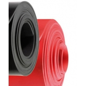 Wear resistant rubber