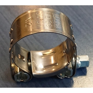 Hose clamp GBSM 88/25 (85-91) W2 Norma