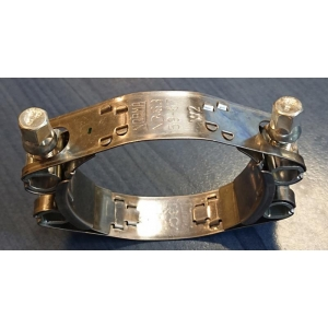 Hose clamp GBS2T 150/20 (143-157) W2 Norma