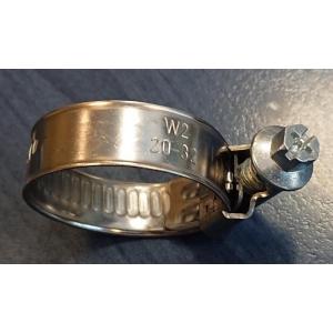 Hose clamp 8-12/7,5 W2 Norma