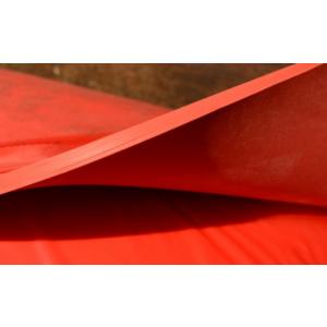 Kulumiskindel kumm #6mm 40Sh RED