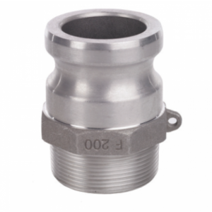 Coupling CAM F-2 1/2-Al (63mm)