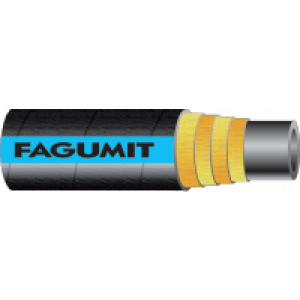 Hose for steam 16mm 0,4MPa Fagumit