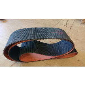Joined belt 190x2964mm cold vulcanized