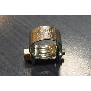 Hose clamp MINI 8-10 W1 Gufero