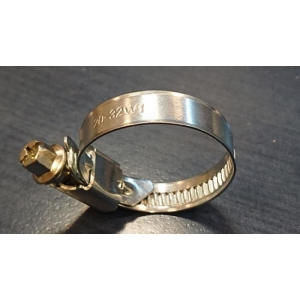 Hose clamp 40-60/9 W1 Gufero