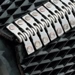Belt fastener Flexco ARJ7 175mm #5,1-6mm