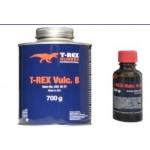 Glue T-Rex B 0,7kg + hardener 30g