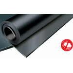 Rubber sheet #2mm EPDM 60Sh