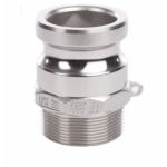 Coupling CAM F-1 1/2-SS (38mm)