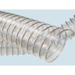Plastic hose 127mm WIRE TPU-Z