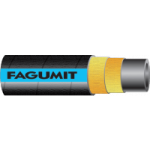 Hose for water(compressed air) 12,5mm 1,5(1)MPa Fagumit