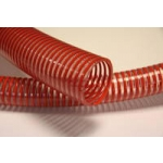 Plastic hose 38mm WINE