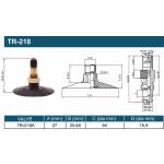 Tube 23,1-30 TR218 Kabat