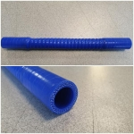 Flexible blue Silicone Hose 38,0 mm